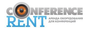 Логотип компании Conference Rent